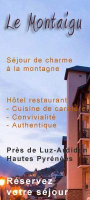 Hôtel Luz, Esquièze Sère (65)